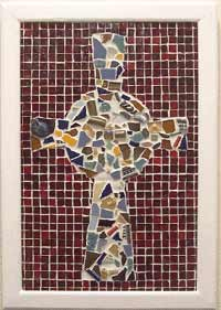Image of Mosaic Cross
